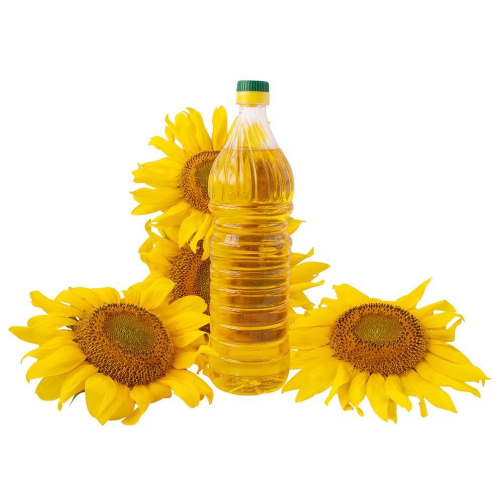 Ukraine Not Refined Organic Crude Sunflower oil