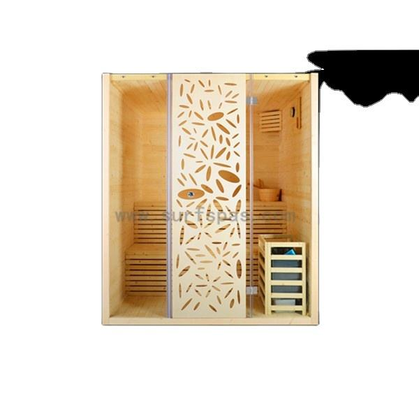 popular carved sauna house of love new design of sauna furniture