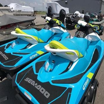 Watercraft jet ski for sale sea doo boats