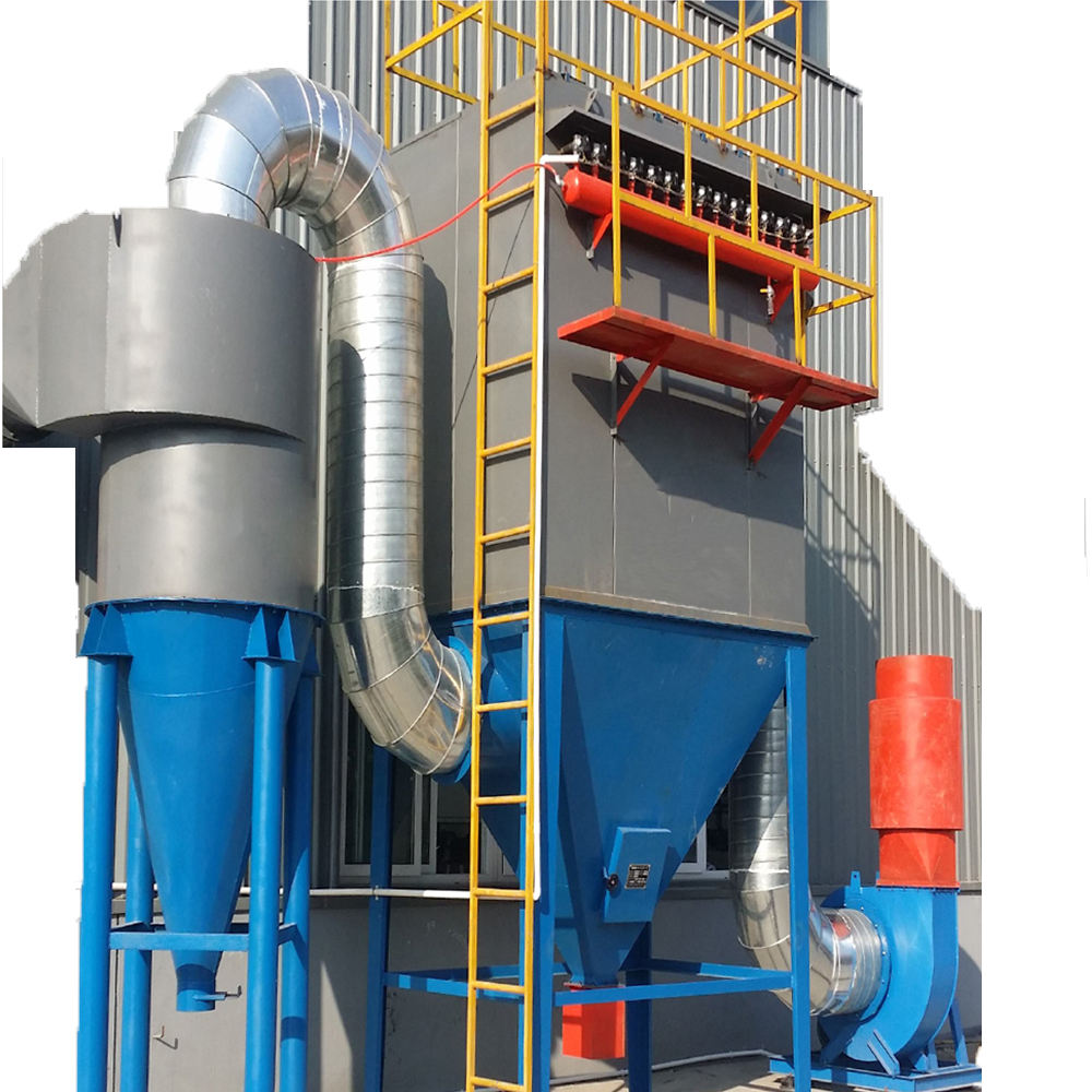 DC3200 Cyclone dust bag filter Industrial Dust Collector/cyclone bag dust collector machine/dust collecting machine