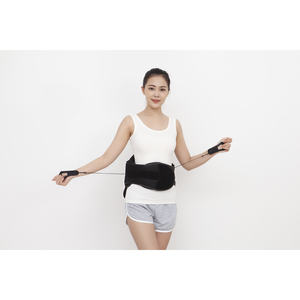 Lumbar Decompression Back Brace Lumbosacral Corset Belt with Pulley System