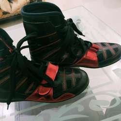Lightweight Wrestling Kickboxing MMA Boxing Shoes