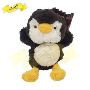 Impreso Tejer patrón para un pingüino Juguete Animal