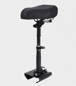 Quick Installation New Design Electric scooter Seat for Ninebot ES1 and ES2 Foldable and Adjustable Height Holes Free