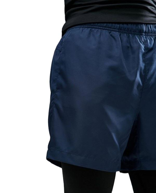 Mannen 2 In 1 Dubbeldeks Custom Gym Atletische <span class=keywords><strong>Shorts</strong></span>
