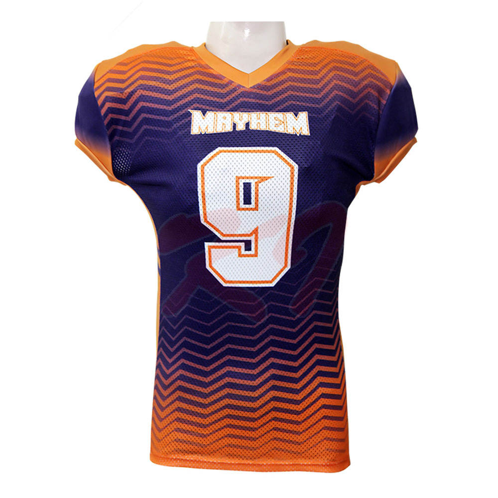Wholesale customization of high quality AMERICAN FOOTBALL NFL JERSEYS for outdoor sports NFL T-shirt