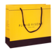 Luxury Paper Shopping bags with brand logo print
