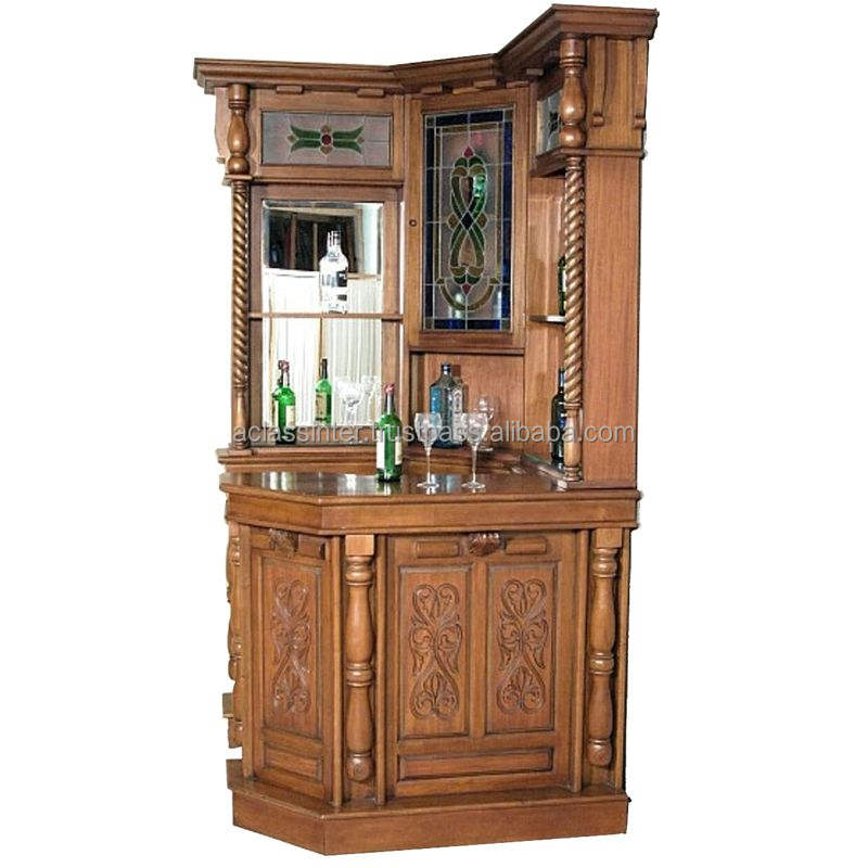 Istanbul Corner Bar Table is the exquisite Bar Table Premium in a luxurious style bar furniture