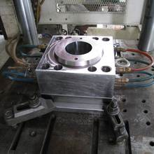 molding flange plastic injection mould