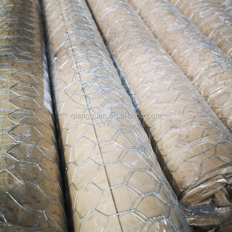 Direct factory 1/2 inch chick wire netting 3'x30m hexagonal wire mesh electro galvanized bird cage wire panels