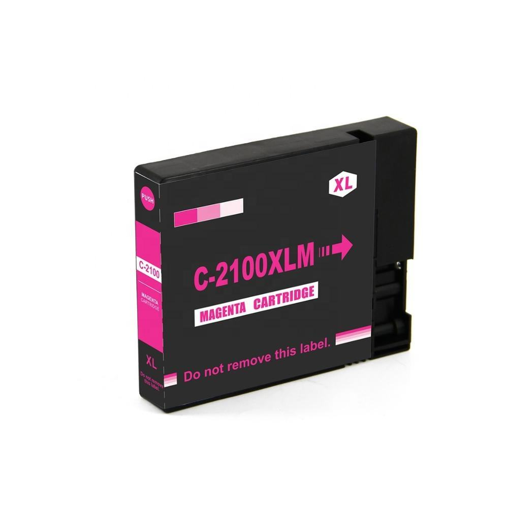 PGI-2100 Compatible Inkjet Cartridge For Canon Used In MAXIFY MB5110 / MB5310 / MB5410 printer Ink Tank