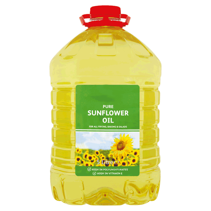 Top Quality Vegetable cooking Sunflower oil 4 pack per carton