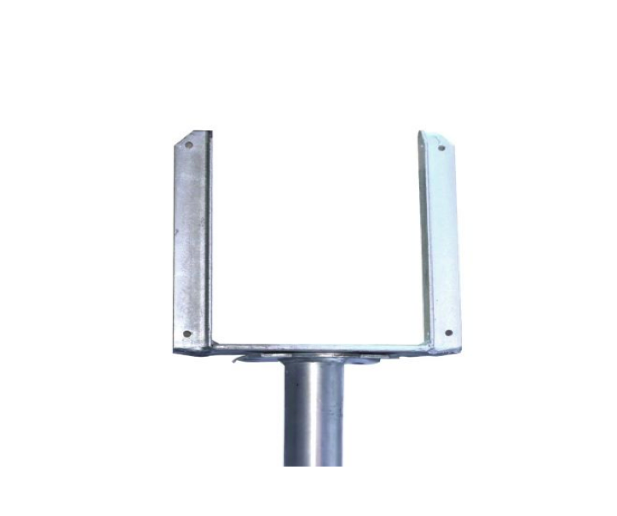 FOURWAY HEAD (FORK HEAD) FOR FORMWORK AND SCAFFOLDING