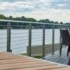 Stainless steel railings/ wire cable railing systems design
