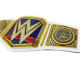 Custom Classic Gold Women Divas Championship Belt Adult