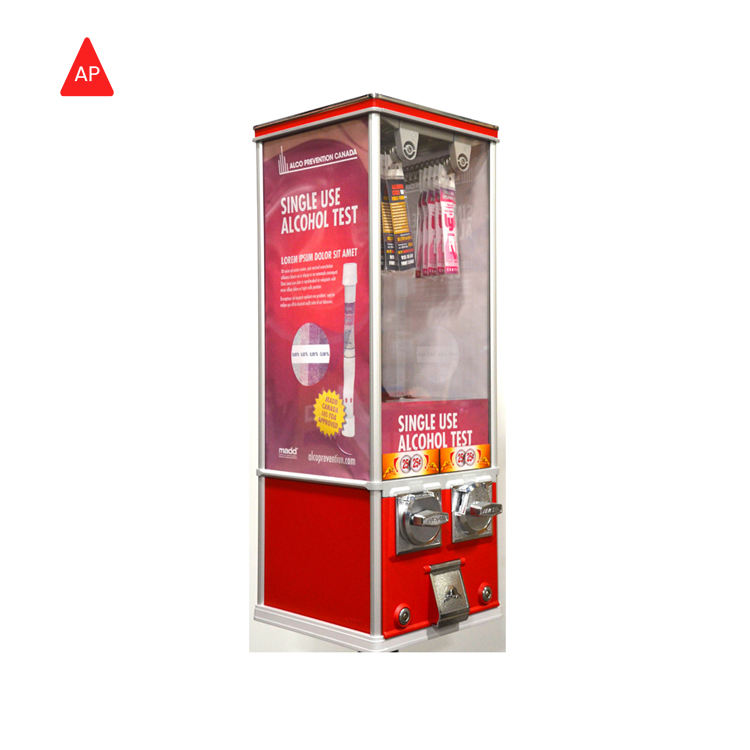 Direct Factory Sale Alcohol Breathalyzer Vending Machine