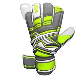New German latex Goalkeeper Gloves Palm GoalKeeper gloves/4mm Giga latex goalkeeper