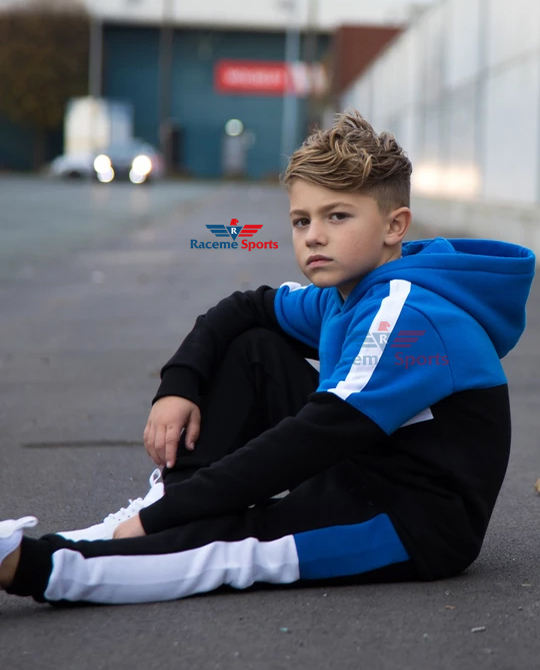 New product kids tracksuit nice sweat and custom made tracking suit tracksuit set kids sport tracksuit