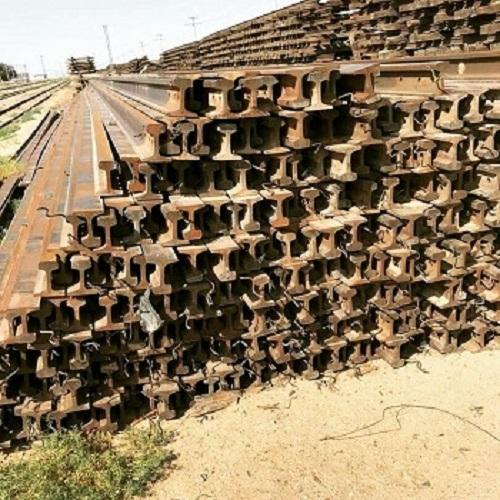 Steel Used Rail Way Scrap good price