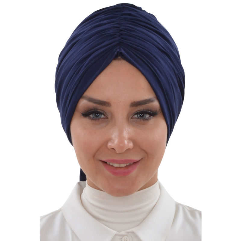 LUXURY Comfortable Flexible Fabric Different Wrapping SMOCKED COTTON BONNET HEADWEAR HEADWEAR FOR MUSLIM LADIES AND WOMANWOMENS