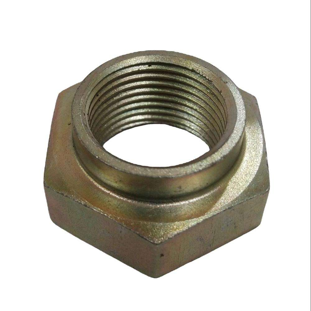 Nut Hex Flange M4 M5 M6 M8 M10 M12 Custom Collar Nut Hex Flange Nut by trusted Indian supplier