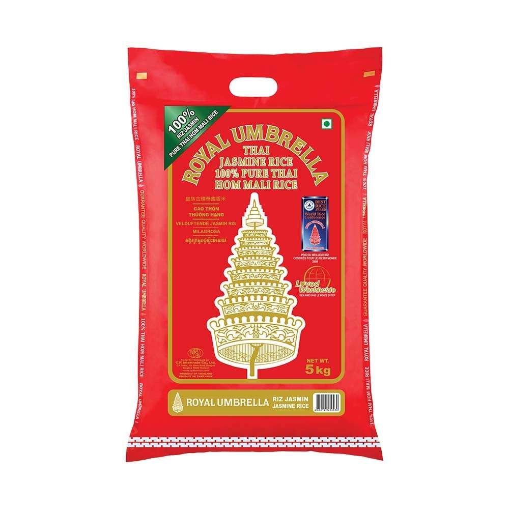 White Rice 100% Grade Thai Hom Mali Royal Jasmine Perfume High Quality Cheaper price origin Thailand