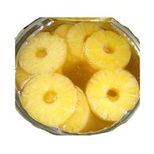 Canned Pineapple Slices in light heavy syrup