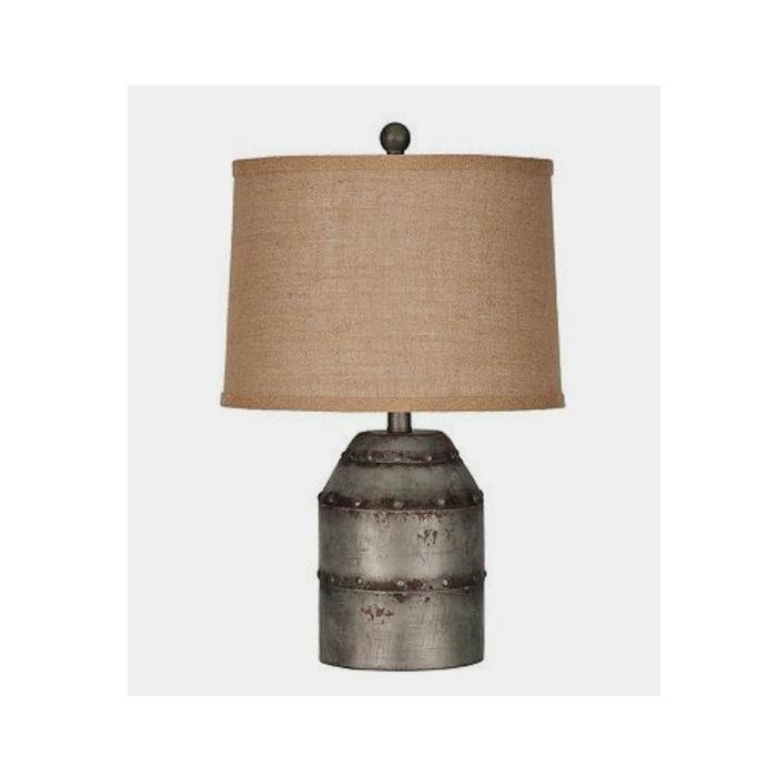 Iron Small Cheap Table Lamp