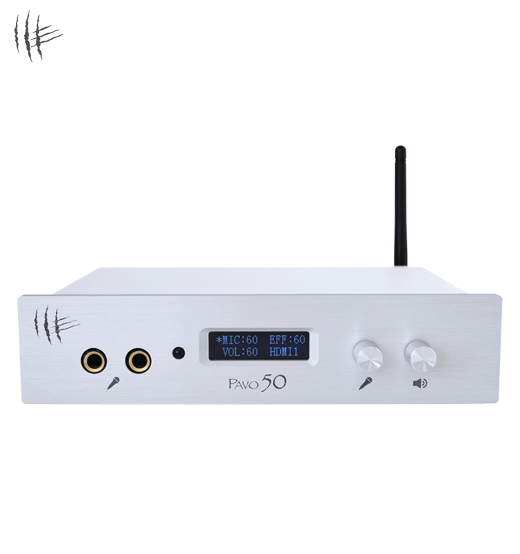 home use mini karaoke processor HDMI amplifier