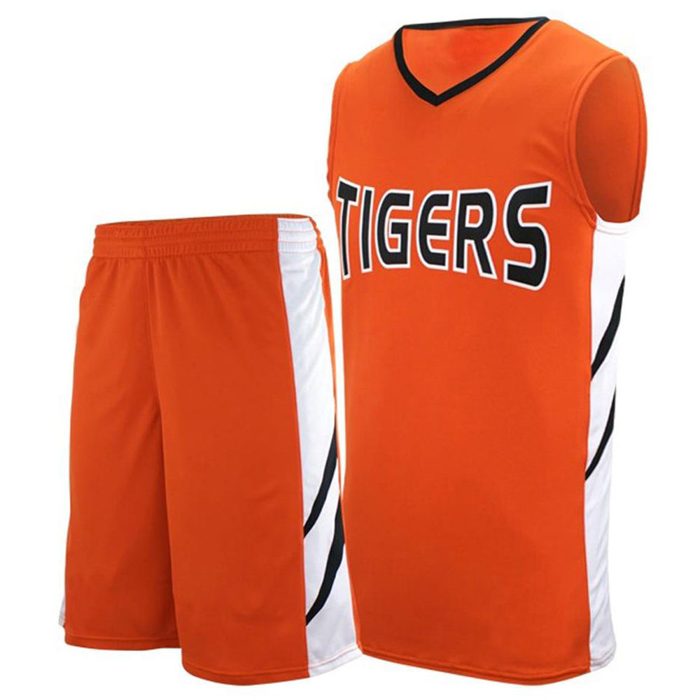 Good Selling Basketball Uniform Best Price for adults uniforme de basket-ball