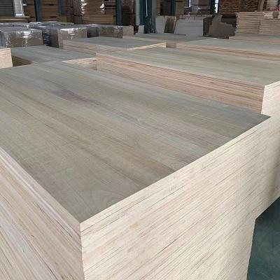 Qingfa Factory Supply Wood Paulownia Wood Planks Lumber For Sale