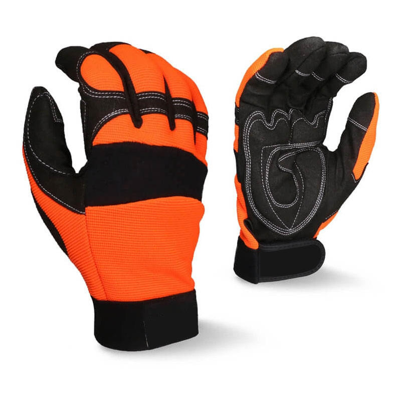 Outdoor Protective Mechanic Gloves,Fashionable In All Colors Men Mechanic Gloves