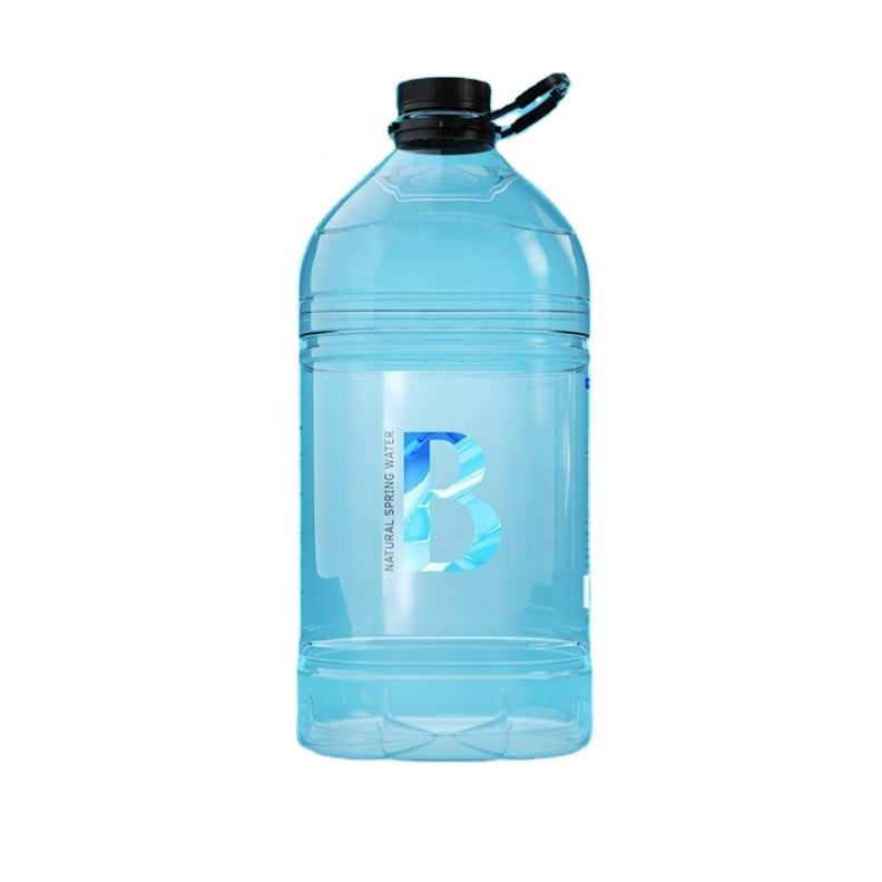 "Packaged natural drinking water ""Buryatia"" 0.5 L"