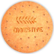 Digestive Biscuits 120 g pack with Dietary Fiber Best Healthy Choice Tasty Cookies from Manufacturer