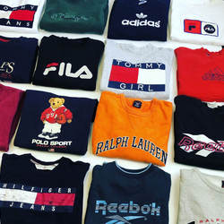 Apparel surplus branded, stock, Leftover, Overruns Branded T