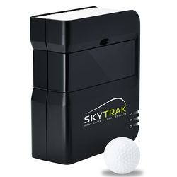 Sky-trak Launch Monitor and Golf simulator