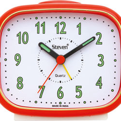 2020 New Hot Design Finest Quality Cheap Price Alarm Clock Table Clock from India for household advertisement