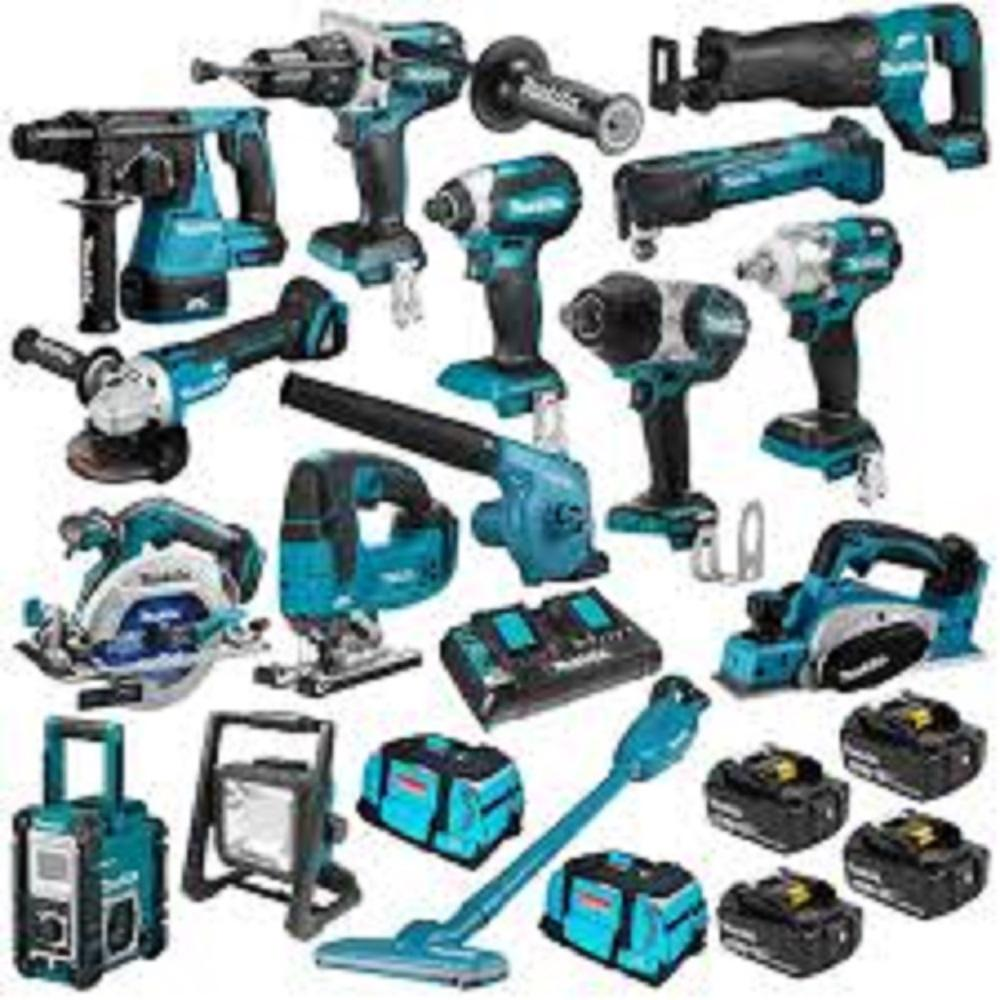 2021 Nieuwe 100% Originele Makitas LXT1500 18-Volt Lxt Lithium-Ion Accu 15 Stuk Combo Kit / power Tool/Accuboormachine