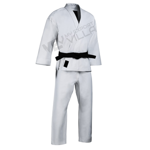 Top Quality Custom Made Karate Uniform Best Selling 100 % Cotton Karate Uniform