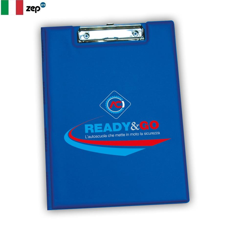 SETA CUSTOM HIGH QUALITY PVC CLIPBOARD, FOLDING CLIPBOARD WITH METAL CLIP AND PEN HOLDER, Double PVC clipboard letter size
