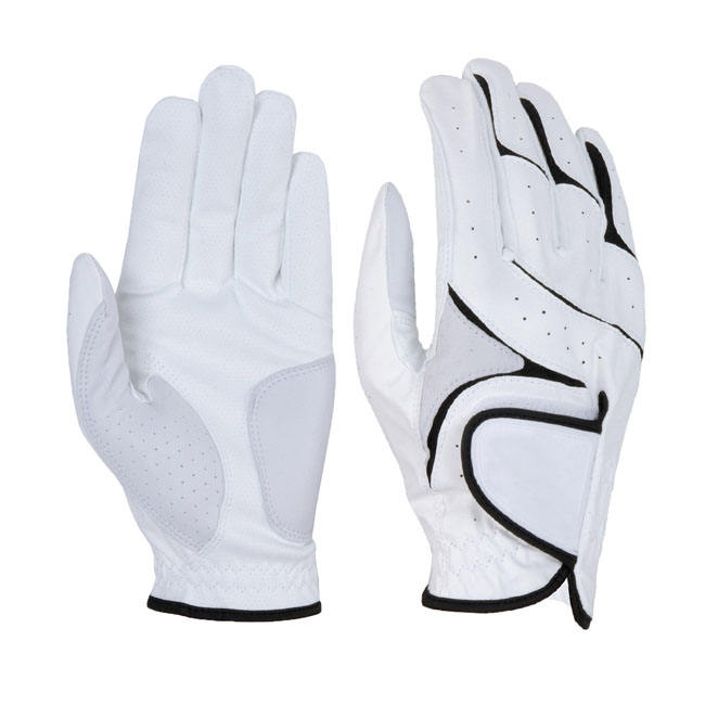 New Collection Of Sialkot Leather Golf Gloves