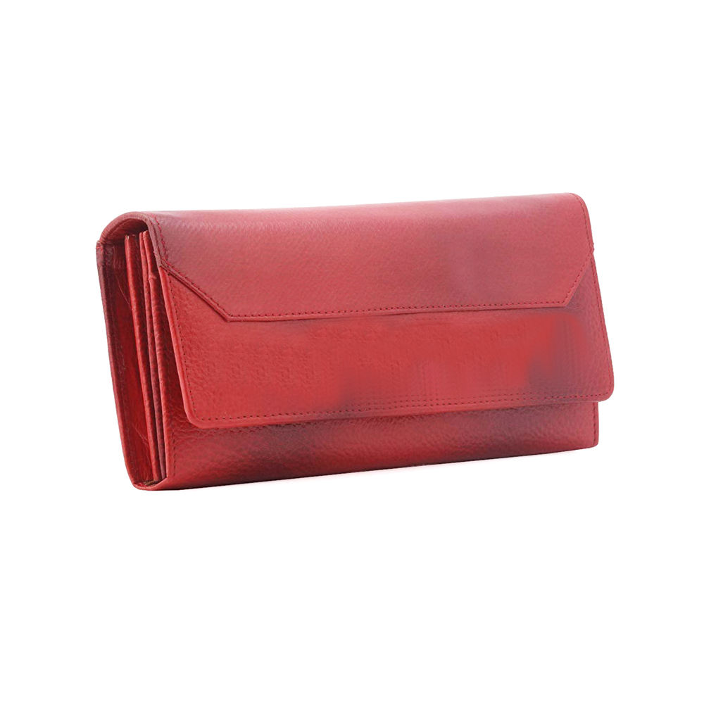 brown leather handmade casual purse