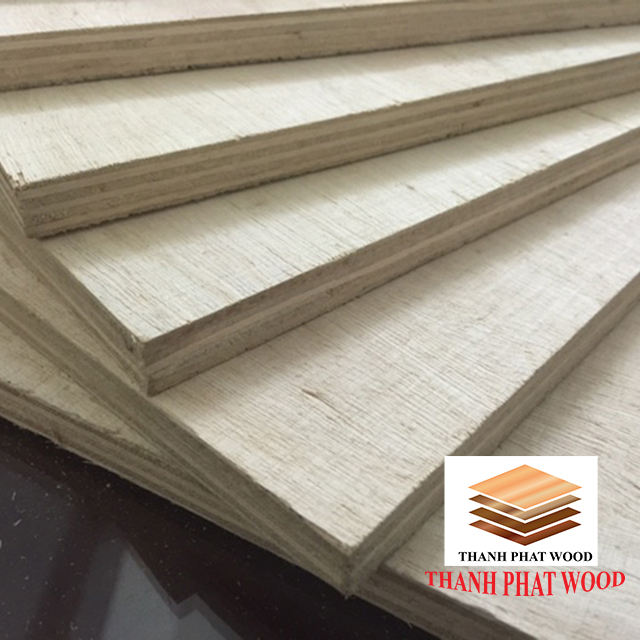 Great Quality, 1220x2440mm Various Thickness Faceless Plywood for Sale Best Price for US-UK, Japan and Korea market