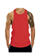 Gym Wear High Quality Customized Men Sleeveless Singlets