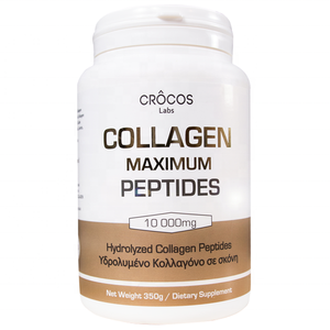 COLLAGEN MAXIMUM PEPTIDES POWDER 350g by CROCOS LABS