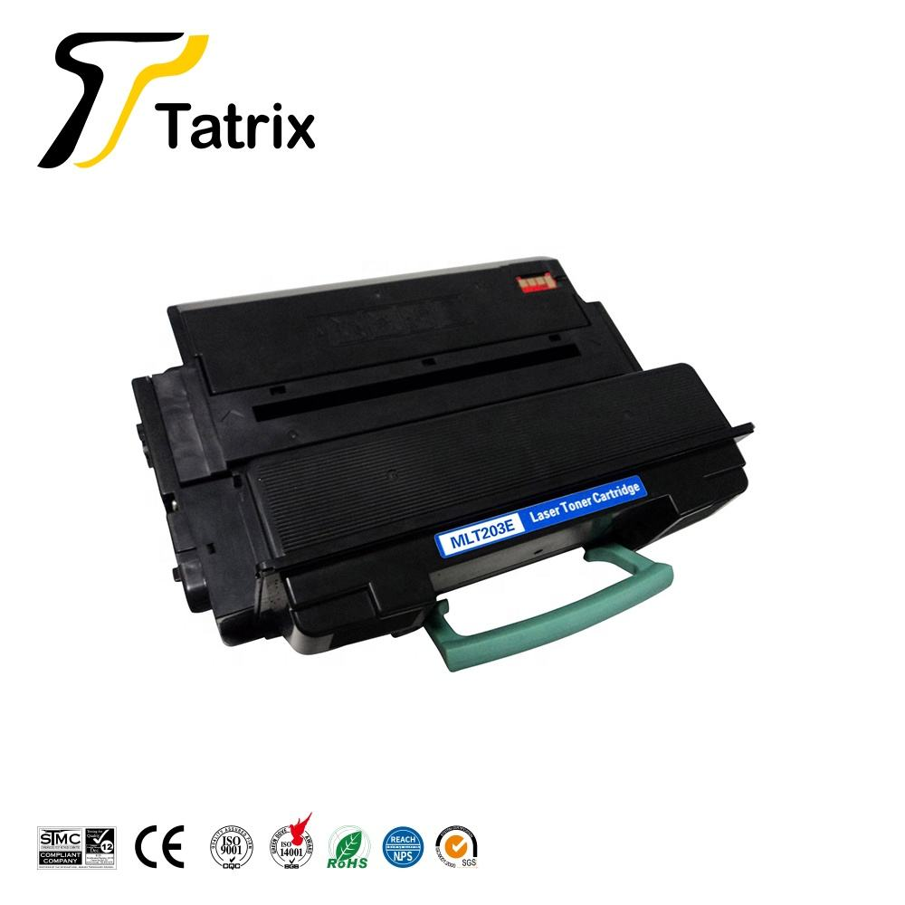 Tatrix MLT-D203E D203E Premium Compatible Laser Black Toner Cartridge 203 for Samsung SL-M4072FD Printer