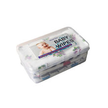 100% Cotton Eco Friendly Baby Wipes
