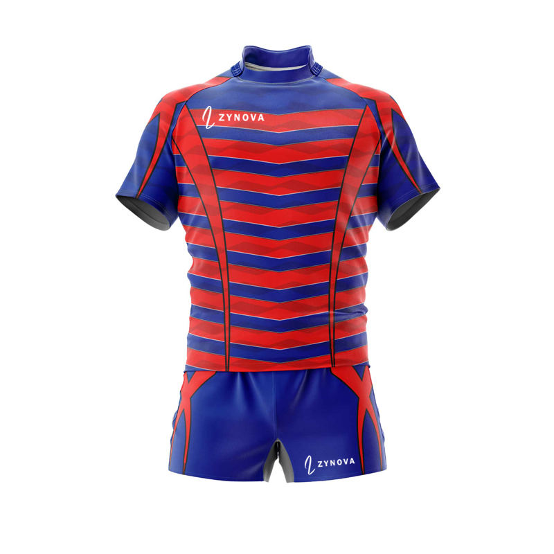 Top Unique Quality Sports Sublimation & Printing Rugby Uniform / 100% Polyester Rugby Uniform / Wholesale Rugby Jersey