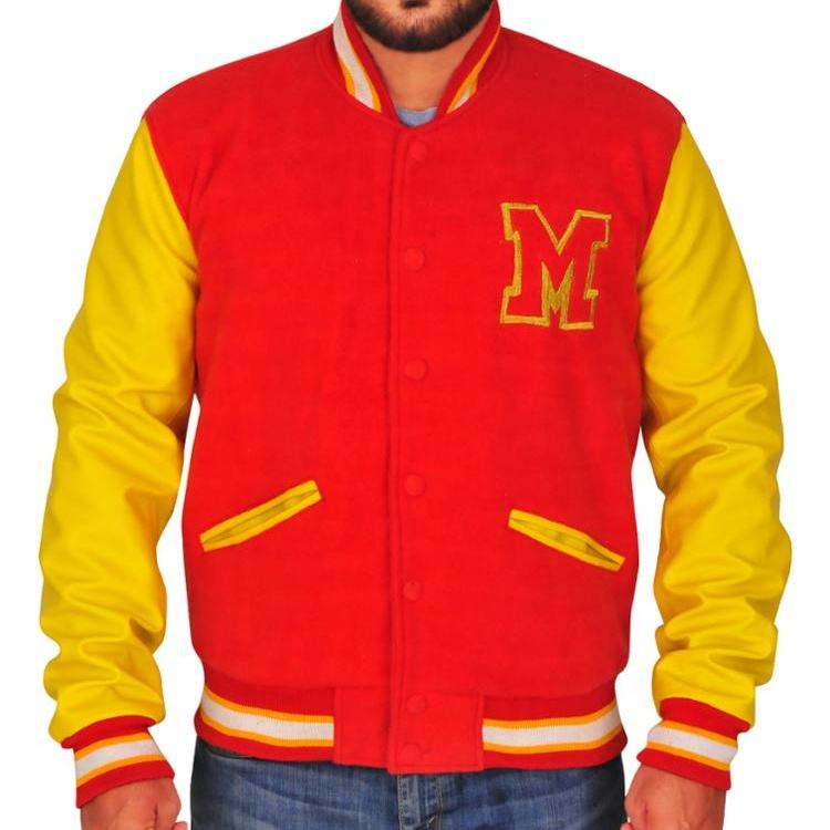 Custom 100% Fine Quality Funky Men Varsity/Lettermen Jacket