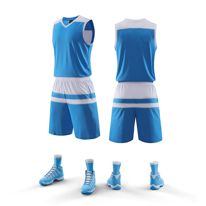 Basketball Uniforms 2Pcs Set mit Personalized Logo und Printing Basketball Team Uniforms Celtics Jerseys